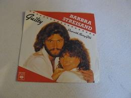 Cbs 9550 Barbara Streisand, Guilty. - Rock