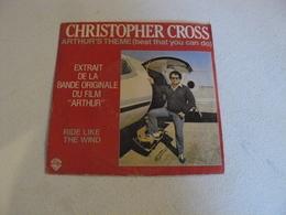 17 879 Christopher Cross. Arthur's Theme. - Rock