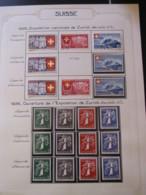 10653 SUISSE  Collection Vendu Par Page */°   1939  TB/TTB - Suisse