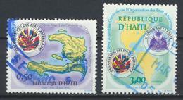 °°° HAITI - Y&T N°855/59 - 1995 °°° - Haiti