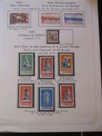 10654 SUISSE  Collection Vendu Par Page */°   1939-40  TB/TTB - Suisse