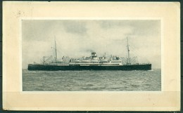 CARTOLINA - CV236 NAVIGAZIONE 1929 Pubblicitaria Della Società Navigazione Generale Da Callao (Peru) Per Genov - Commercio