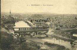 08 Ardennes MEZIERES Vue Générale - France
