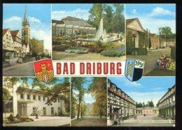 CPM Allemagne BAD DRIBURG Multi Vues - Bad Driburg