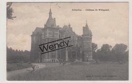 Schoten (château De Wijngaert 1908) Uitg. Hoelen N° 3505 - Schoten
