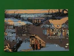(2018) - Centenaire De L'Armistice Du 11 Novembre 1918 - Nuovi