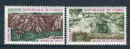 Congo 1970. Yvert 252-53 ** MNH. - Congo - Brazzaville