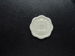 INDE : 2 NAYE PAISE   1957 (C) *   KM 11     TTB - Inde