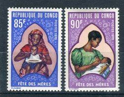 Congo 1970. Yvert 263-64 ** MNH. - Congo - Brazzaville