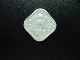 INDE : 5 PAISE   1972 (C)    KM 18.6     TTB+ - Inde