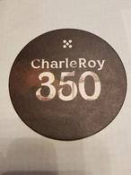 Charleroy 350 - Beer Mats