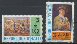 °°° HAITI - Y&T N°617/19 PA - 1983 °°° - Haiti