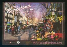 Runing. *Cursa De Bombers De Barcelona 2003* Ed. Ajuntament. Nueva. - Postales
