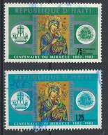 °°° HAITI - Y&T N°620/22 PA - 1983 °°° - Haiti