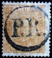 1892  Portugal Yt 66 . King Carlos I (1863-1908) Oblitération Cercle P.R - 1862-1884 : D.Luiz I
