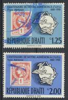 °°° HAITI - Y&T N°629/30 PA - 1983 °°° - Haiti