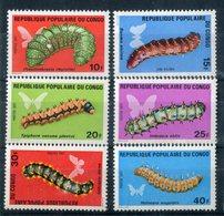 Congo 1971. Yvert 297-302 ** MNH. - Congo - Brazzaville