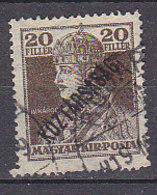 PGL - HONGRIE Yv N°213 - Hongrie