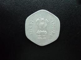 INDE : 20 PAISE   1991 (C)    KM 44     SUP 55 - India