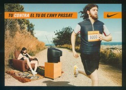 Runing. *Cursa De Bombers De Barcelona 2004* Ed. Ajuntament. Impreso Flyer. - Postales