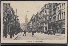 Lille - La Rue Nationale - Lille