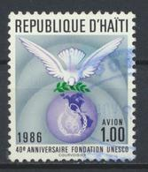 °°° HAITI - Y&T N°656 PA - 1986 °°° - Haiti