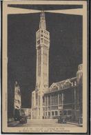 Lille - Le Beffroi La Nuit De L'inauguration - Lille