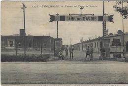 TROISDORF    CAMP DE SAVOIE   L'ENTREE - Troisdorf