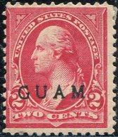 USA 1899 Guam US Occupation * MH - Guam
