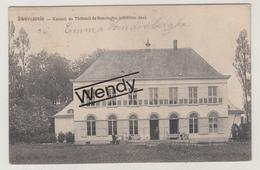 Zwevezele (kasteel De Thibault De Boesinghe - Achterste Deel) - Wingene