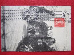 """PARIS XIX - OBLITERATION CHAMBON - 139 R. D' ALLEMAGNE - """" IMPRESSION SUPERBE ET RARE """" - - Postmark Collection (Covers)"""