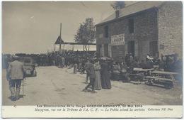 COUPE GORDON BENNETT - ELIMINATOIRES DE 1904 - Mazagran, Vue Sur La Tribune De L'ACF - Le Public - Motorsport