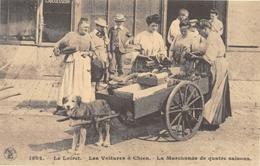 Le Loiret - Les Voitures à Chien - La Marchande De Quatre Saisons - Cecodi N'1300 - Non Classés