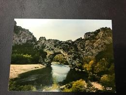 07.199 - LE PONT D'ARC AU CREPUSCULE - Autres Communes