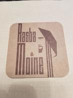 Rasta Moine - Beer Mats