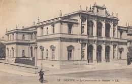 GENEVE: Le Conservatoire De Musique - GE Ginevra