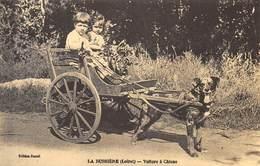 La BUSSIERE - Voiture à Chiens - Cecodi N'699 - France