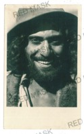 RO 86 - 10706 GYPSY, Brasov, Romania, Ethnic Man - Old Postcard, Real PHOTO - Unused - Rumania