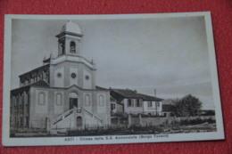 Asti Chiesa SS. Annunziata Borgo Tanaro Ed. Gamba NV - Altre Città