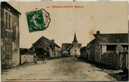 NUILLE-SUR-QUETTE (Mayenne) - France