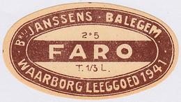 Br. De Fontein (Balegem) - Faro Janssens - Bière