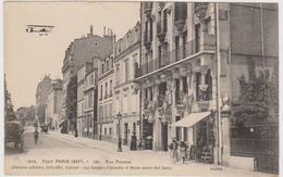 CARTE POSTALE   PARIS 16°  Rue Poussin - Paris (16)