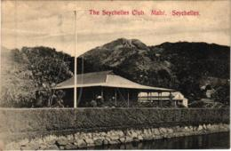 THE SEYCHELLES CLUB.MAHE SEYCHELLES    REF 58529C - Seychelles