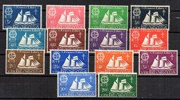 Serie Nº 296/309   Saint Pierre Et Miquelon - St.Pedro Y Miquelon