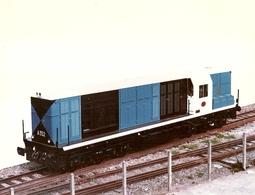 """2158 """" LOCOMOTORE DI SMISTAMENTO GRECO """" FOTO ORIGINALE - Treni"""