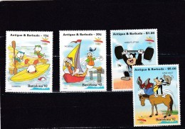 Antigua Nº 1429 Al 1432 - Antigua And Barbuda (1981-...)