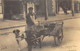 Briare - Attelages De Chiens - Le Marchand De Primeurs - Cecodi N'694 - Briare