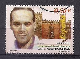 ESPAÑA 2002 - EDIFIL Nº 3894 - USADO - 1931-Today: 2nd Rep - ... Juan Carlos I