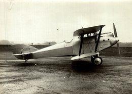 Martinsyde  British Aircraft  Manufacturer    20 * 15 CM  Aviation, AIRPLAIN, AVION AIRCRAFT - Aviation