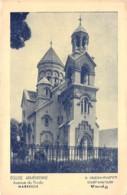 Arménie / 02 - Eglise Arménienne à Marseille - Cartes Postales